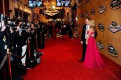 Dale Earnhardt, Jr. and Amy Reimann, NASCAR Gala