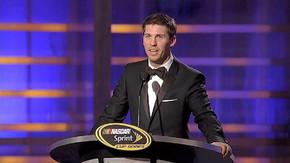 Denny Hamlin, NASCAR Gala