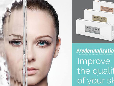 Exciting new treatment.......Xela Rederm - Redermalization - Coming Soon