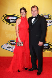Ryan and Krissie Newman, NASCAR Gala