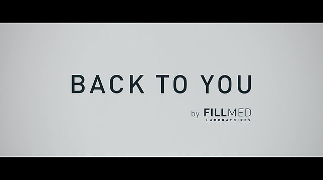 Fillmed Fillers back to you video