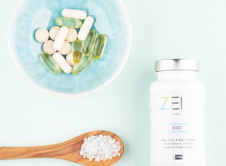 ZENii Supplements for Skin Health