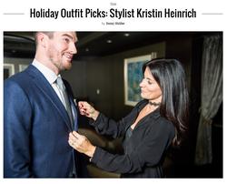 Kristin Heinrich | Fashion Stylist