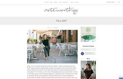 The Noteworthy | Kristin Heinrich