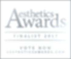 Epionce skincare awards