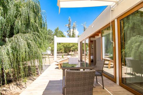 Terraza Villa Deluxe