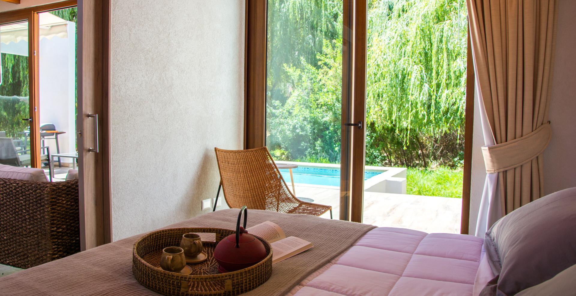Villa Borde Río con Piscina Exclusiva