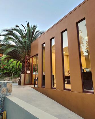 Recepción - Hotel El Tesoro de Elqui - Pisco Elqui