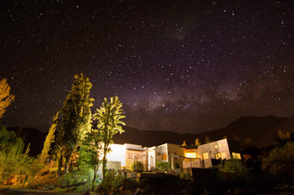 Cielo y Estrellas Aldea del Valle