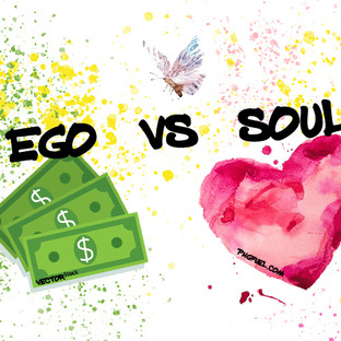 Ego is me. Soul is we.