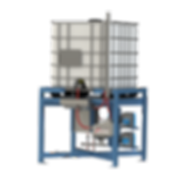 IBC-Chemical-Metering-Tote-Stand