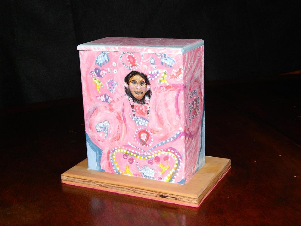 #5 Galvez & St. Bernard Mini Box by Linda LeBoeuf