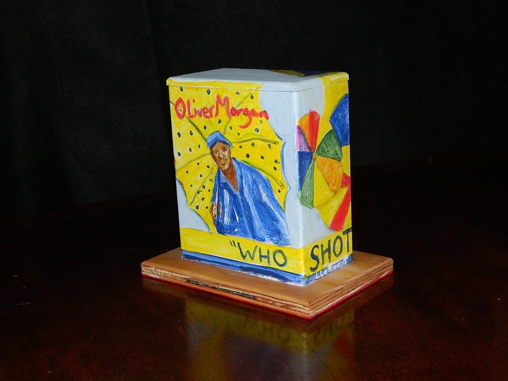 #7 Oliver Morgan Basin & N. Villere Mini Box by Linda LeBoeuf