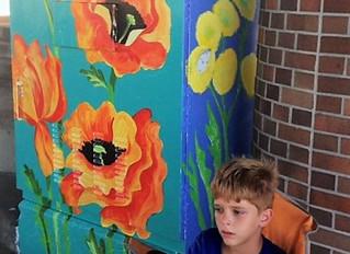 How Outdoor Art Changes a Neighborhood