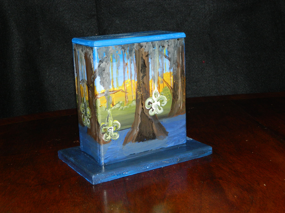#4 Holiday @ Rouse's Mini Box by Cary Songy
