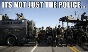 It's Not the Police, It's the Process