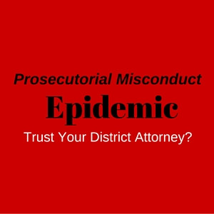 Admission of Guilt Nullifies Prosecutorial Misconduct