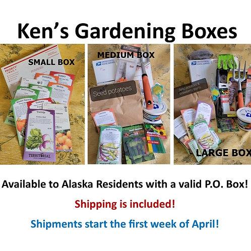 Ken's Garden Boxes