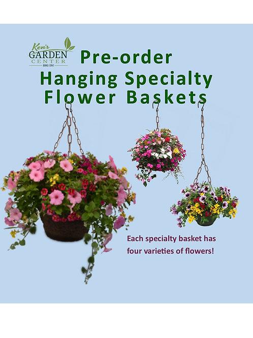 Pre-order Hanging Baskets