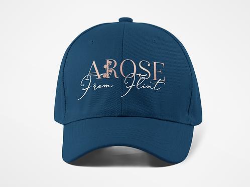 AROSE From Flint Hat -Blue