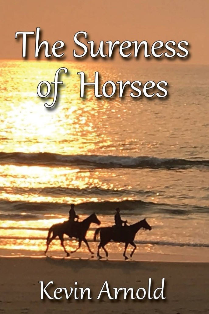 The Sureness of Horses book cover.