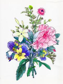 花系列:花團錦簇