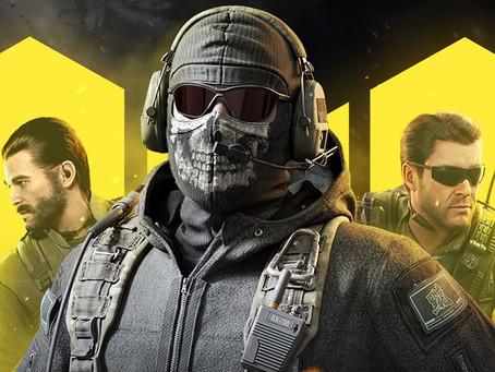Call of Duty: Mobile bate 250 milhões de downloads e supera PUBG Mobile