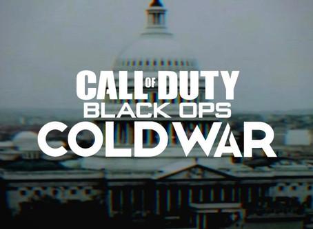 Activision divulga horário de lançamento do Cold War