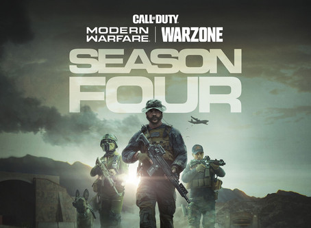 Season 4 de Call of Duty: Modern Warfare tem download de até 84 GB