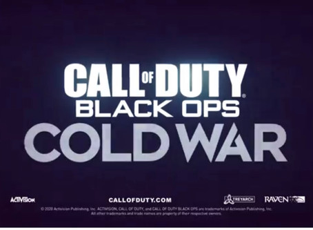 Call of Duty: Black Ops Cold War confirmado
