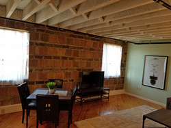 Clay Tile Wall