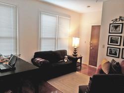 Keeley Living area