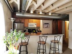 Spike kitchen
