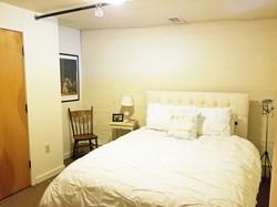 Spike bedroom