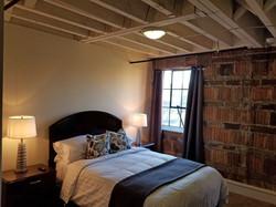 Clay Tile Bedroom