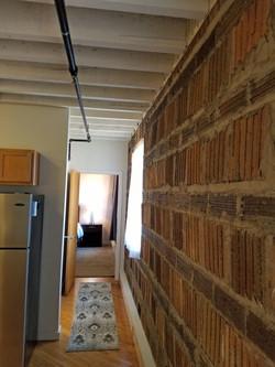 Hallway Clay Tile