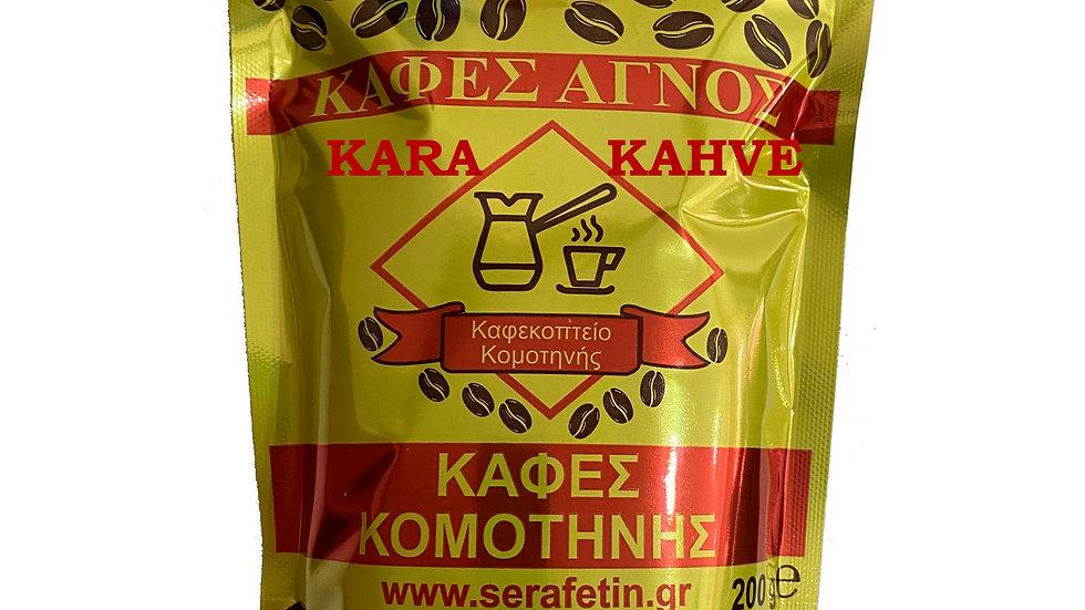 Kafes Komotinis Domruköy Kara Kahve 200gr