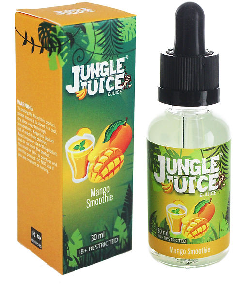 Jungle Juice Mango Smoothie E-Juice