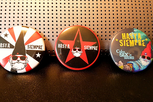 Badges Hasta (Lot de 3)