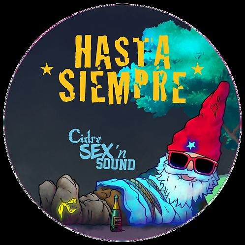 Stickers HASTA (Lot de 3)