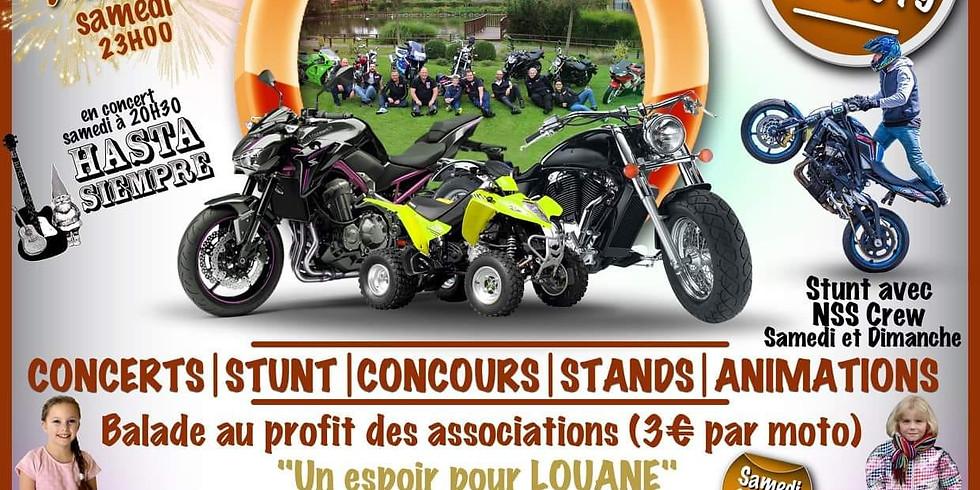 Week-end de la Moto - CAD Event's - Concert HASTA