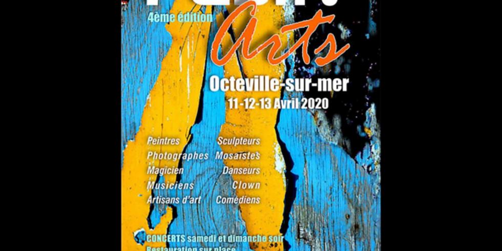 HASTA au FESTIV'ARTS - Octeville sur Mer
