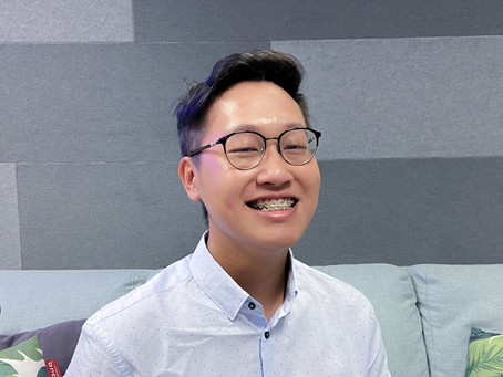 Consultant Spotlight | Andy Chiem - 180DC UNSW