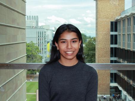 Consultant spotlight | Sidhika Srinivasan - 180DC UNSW