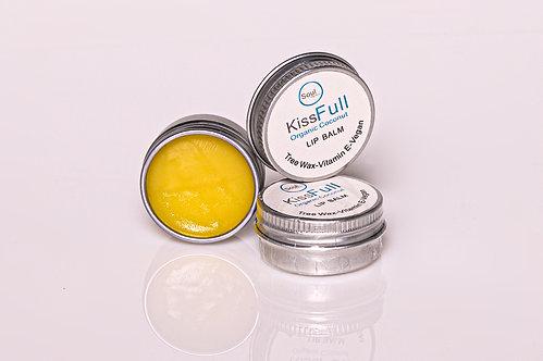 Organic Lip Balm- Kiss Full