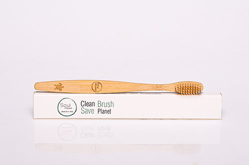 Bamboo Thoothbrush Save the Planet