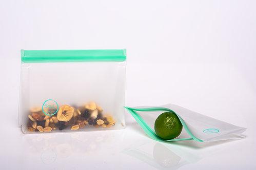 Zip Seal Reusable Bag
