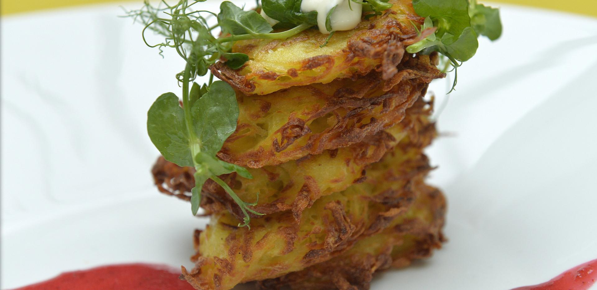 Kartupeļu pankūciņas