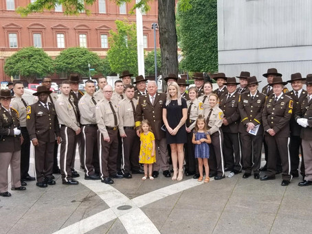 FCSO Honors CFC El Shafey at 28th Annual Wreath Laying Ceremony