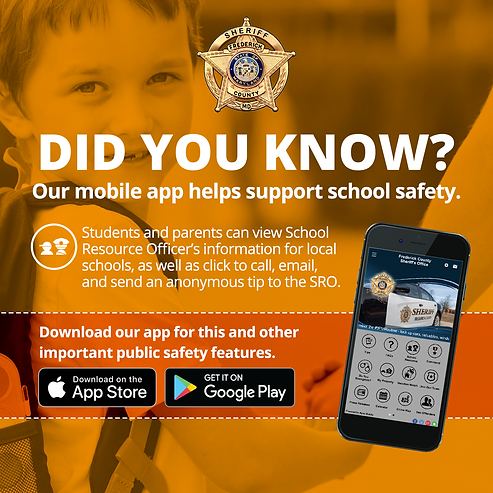 Mobile App School Safety